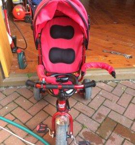 Трехколёсный велосипед smart trike