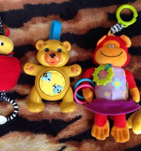 Детские игрушки, подвески на детскую кроватку