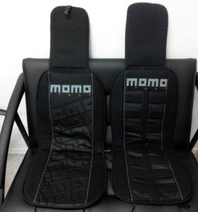 """Накидка на переднее сиденье Momo """"Sport"""""""