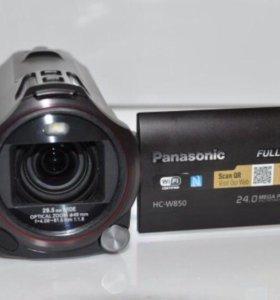 Видеокамера Panasonic HC-W850