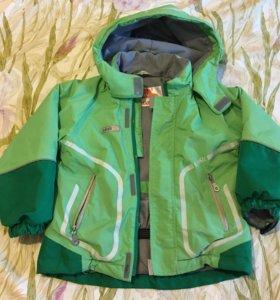 Куртка ласси тек мембрана, на осень-зиму 110р-р