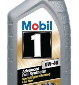 Масло моторное Mobil 1 0w40 1 литр