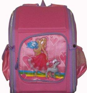 Ранец школьный для девочки Barbe B104