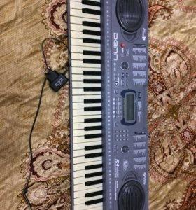 Электронный мини-синтезатор