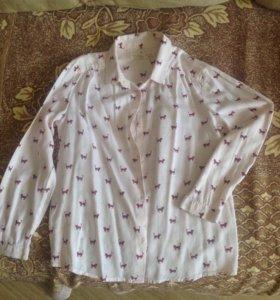 Рубашка для девочки zara