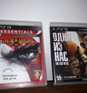 игры для PS3 (1) Один из нас (2) God of War