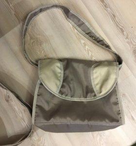 Переноска + сумка