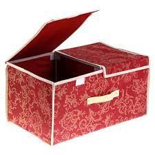 коробки складные для хранения вещей