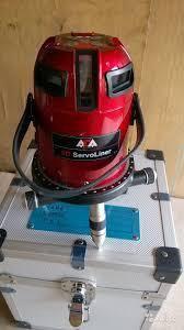 Лазерный нивелир (уровень) ADA 6D Servoliner