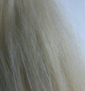Волосы натральные