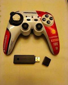 Беспроводной игровой джойстик Thrustmaster PS3,ПК