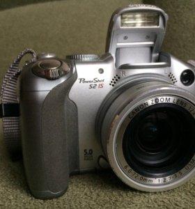Фотоаппарат Canon S2IS