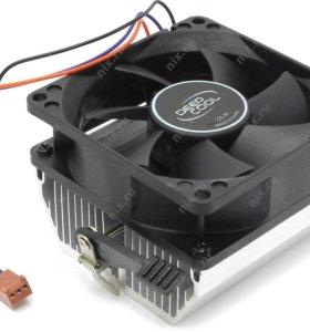 Устройство охлажденияи кулер deepcool CK-AM209