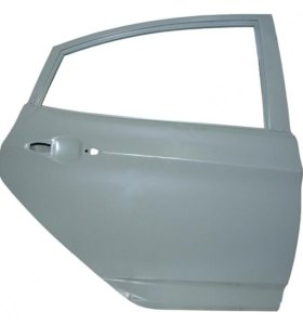 Двери Hyundai Solaris передняя задняя