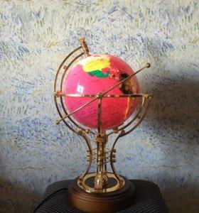 Глобус светильник