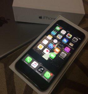 Новый iPhone 6, 64 gb Space Gray