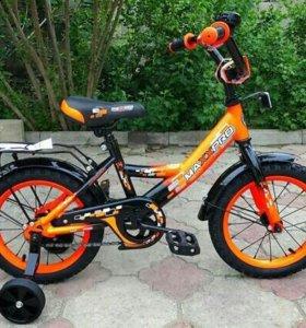 Велосипед детский MaxxPro 12