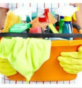 Уборка домов , квартир