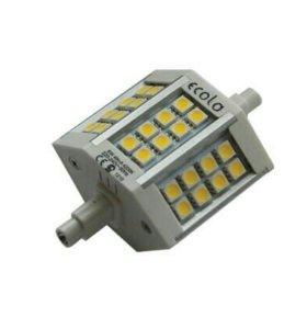 Светодиодная лампа Ecola