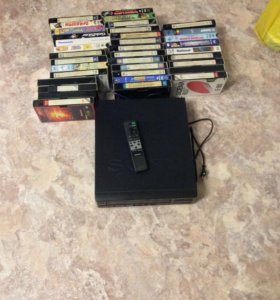 Видик и кассеты
