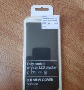 Чехол LED View Cover