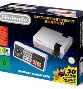 ❤️ Игровая приставка Nintendo Nes Mini новая
