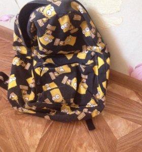 Рюкзак ,портфель