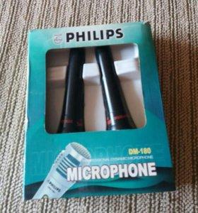 Микрофоны Philips