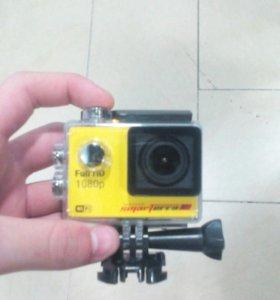 Продам 2 экшн-камеры smarterra w4+одна камера 4000