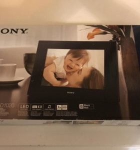 Цифровая фоторамка sony (новая в упаковке)