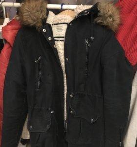 Зимняя парка (куртка)