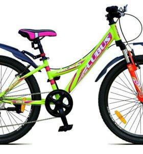 24'' Cubus 450 V велосипед подростковый 21-скор