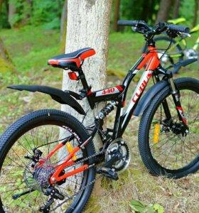24'' Cubus 440 D велосипед подростковый 21-скор ди
