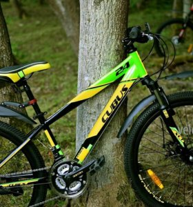 24'' Cubus 420V велосипед подростковый 21-скор