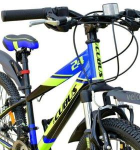 24'' Cubus 420 D велосипед подростковый 21-скор ди