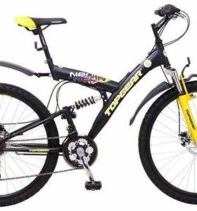 26'' Top Gear Neon 225 ВН26417 велосипед 18-скор д