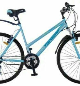 26'' Top Gear ВН26330 Enigma 110 велосипед 18-скор