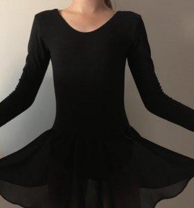 Купальник с юбочкой для танцев