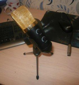 Студийный микрофон (MK - F100TL)