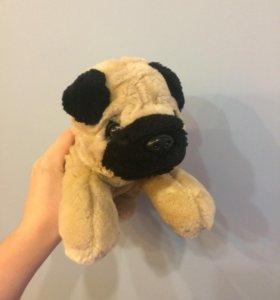 Плюшевая игрушка-щенок