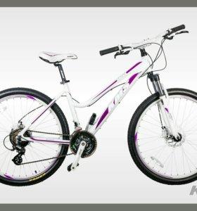 26'' KMS HD-900 велосипед алюм 21-скор
