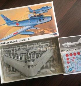 Модель самолета сборная