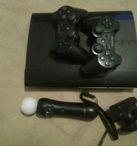PlayStation3+ 500GB