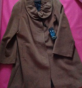Пальто женское р. 54