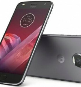 Смартфон Motorola Moto Z2 play Lunar Gray 64Gb