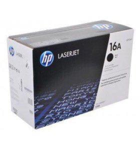 Картридж HP Q 7516(16A) оригинал