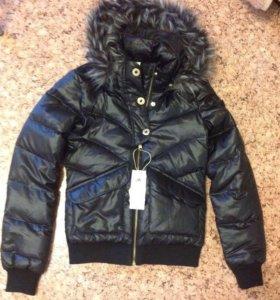 НОВАЯ Adidas (Адидас) ПУХОВИК куртка