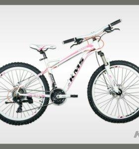 26'' KMS MD940 велосипед алюм 21-скор диск
