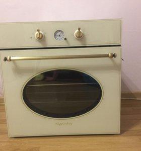 Электро Духовой шкаф Kuppersberg sr 663 C Bronze