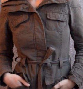 Куртка парка xs - s